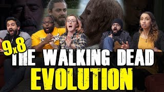 The Walking Dead - 9x8 Evolution - Group Reaction