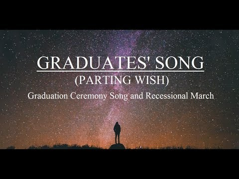 Best Graduation Ceremony Song Ever!!! -