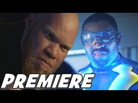 Black Lightning Season 1 Episode 1( Premiere): Review, Villain, Characters & Powers!!!