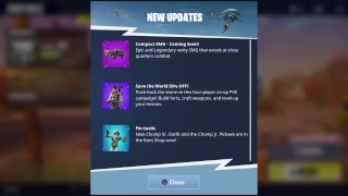 Fortnite- Battle Royal 24 7 new skin chomp snr session 5 keyboard mouse