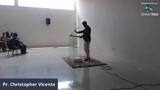Exposição Bíblica em Mateus 7.24-27 - Pr. Christopher Vicente