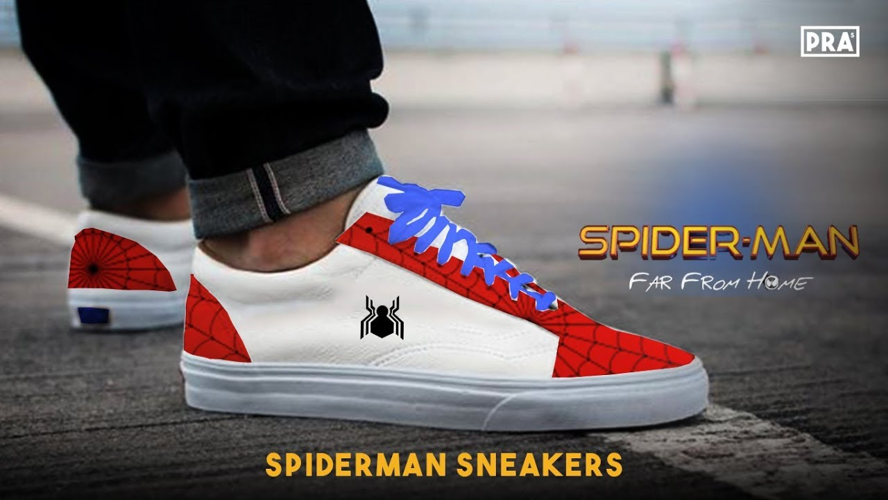 b7d4085d4853c8 SPIDER-MAN  FAR FROM HOME Sneakers
