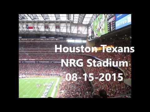 Houston Texans NRG Stadium 2015