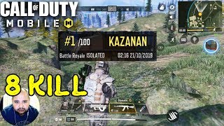 Farm Katliamı! | Call of Duty: Mobile