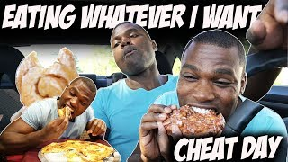 Eating Everything I want for a Day - Cheat Day 1