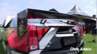 Cadillac CTS V Coupe Race Car Videos