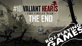 Valiant Hearts: The Great War: The End (10/10) Zielona mila... (Roj-Playing Games!)