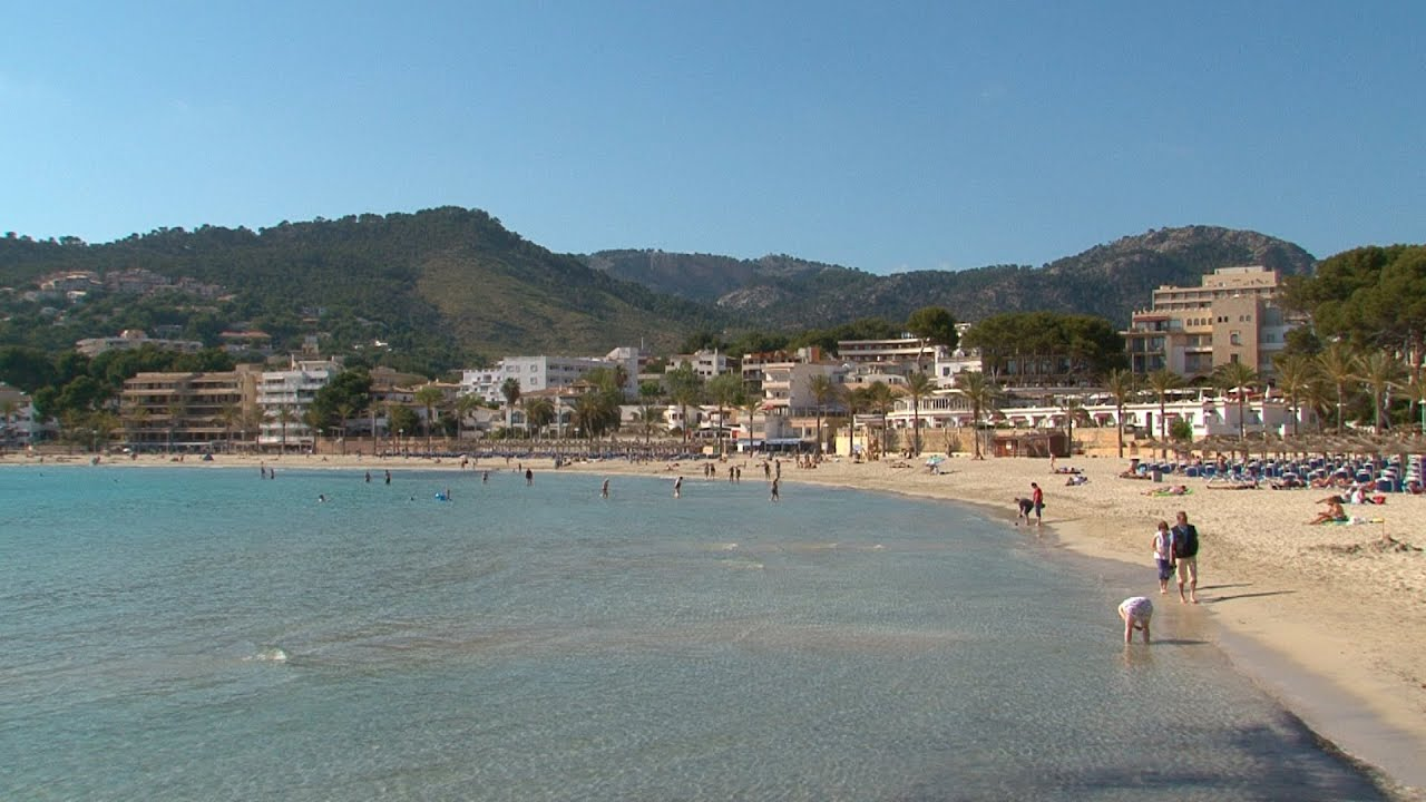 Hotel Linda Playa In Paguera Mallorca