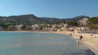Mallorca - Paguera / HOTEL HSM LINDA PLAYA / Beach - Strand - Playa / Majorca island