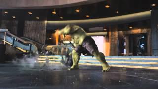 The Avengers: The Hulk Ragdolls Loki (1080p HD)