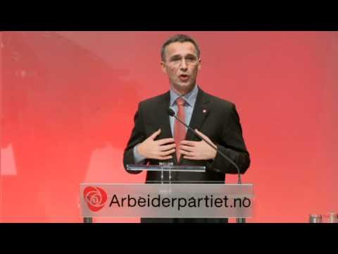 Jens Stoltenberg oppsummerer debatten
