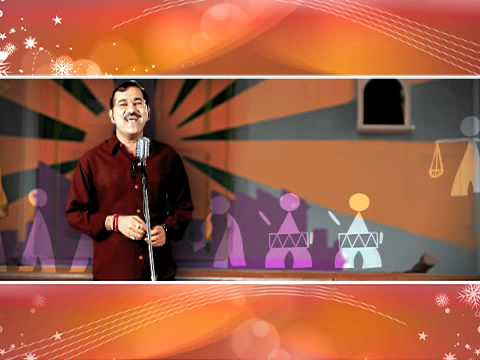 Sudesh Bhosle sings in the style of 'Dada Kondke' for 9X Jhakaas