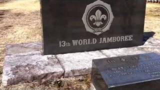13th Annual World Jamboree of Boy Scouts in Japan