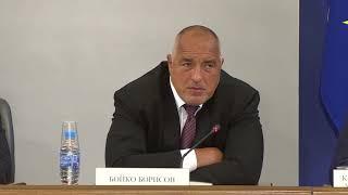Бойко Борисов: По-качественото образование води до по-добра квалификация и оттам до по-висок БВП