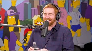 Download lagu Andrew Santino Funniest Podcast Moments: Chapter 2