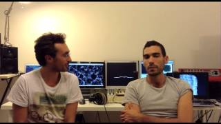 Studio Conversations 001: Stochastic Resonance (Part 2/3)