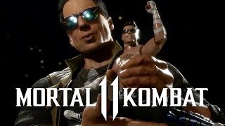 Mortal Kombat 11 - Official Johnny Cage Character Reveal Trailer