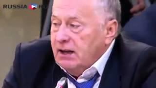 """Жириновский: """"Что на самом деле происходит в России??"""""""