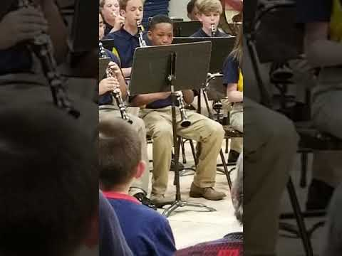 Klondike Middle School Band