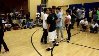 3 Headed Monsters - Ruckus Crew vs. Xcalibur