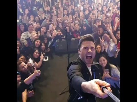 HEBOH Nyanyi Lagu Westlife, Shane Filan Bikin Histeris Fans Indonesia