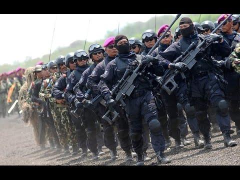 PASUKAN DENJAKA TNI AL - PASUKAN ELIT INDONESIA YANG MISTERIUS