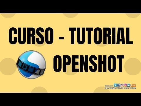 Curso/Tutorial Openshot 2019: Editor de vídeos LIBRE para tus vídeos en Redes Sociales y Youtube.
