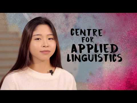 Undergraduate study in the Centre for Applied Linguistics