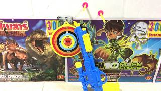 Safety Toy Guns for Kids Learn Shooting | Teaching Kids to Shoot Gun Toys