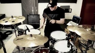 Deorro x Chris Brown - Five more hours - Drum Cover