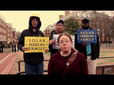 Lauren Barchi to Sen. Klausmeier: Pass the Clean Energy Jobs Act