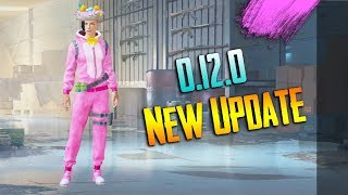 🔴PUBG Mobile 0.12.0 New Update with new Glitches  | Paytm donation on screen.