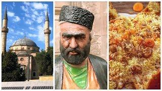 Гостеприимный и щедрый Азербайджан. С миру по нитке