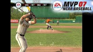 MVP 07: NCAA Baseball ... (PS2)