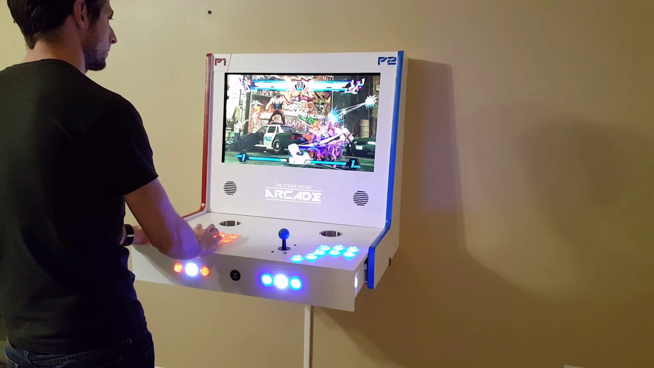 Steam Link Streaming Arcade (with a Raspberry Pi?)