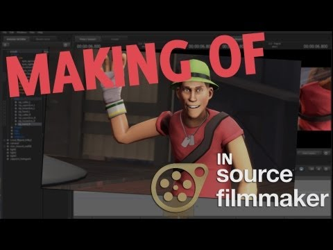 Making Of: MM Intro - Source Film Maker