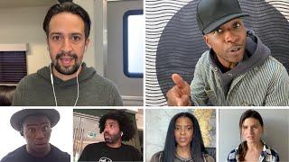 Original Hamilton Cast Reunion | Be in the Room Where it Happens and VOTE | Biden Harris 2020
