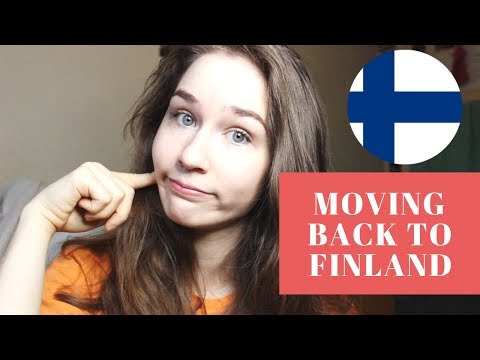 I'm Moving Back To Finland...Maybe?!   KatChats