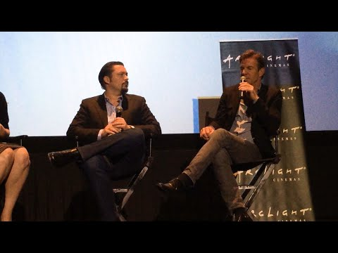 TRUTH w/actor Dennis Quaid & writ-dir-prod James Vanderbilt, moderated by Stacey Wilson Hunt