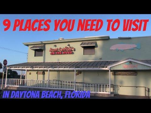 My Favorite Places in Daytona Beach, Florida
