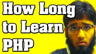 How Long it Take to Learn PHP Programming ?