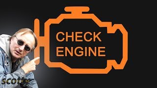 Check Engine Light On And How To Fix It