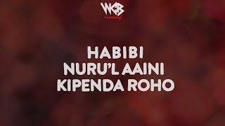 Lava Lava - Habibi (Lyric Video) Sms SKIZA 8547072 to 811.mp3