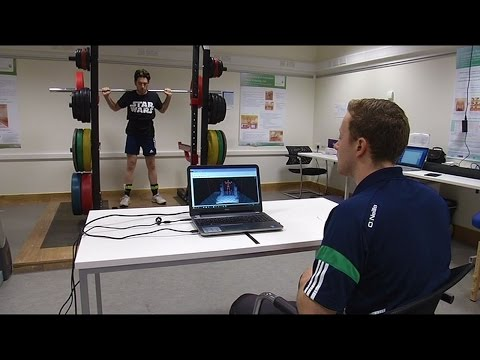 Ucd Sports Science Experiments
