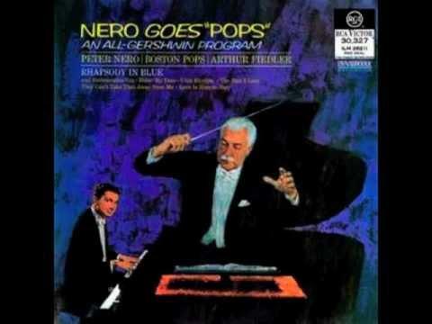 Rhapsody In Blue (uncut) - Peter Nero/Boston Pops