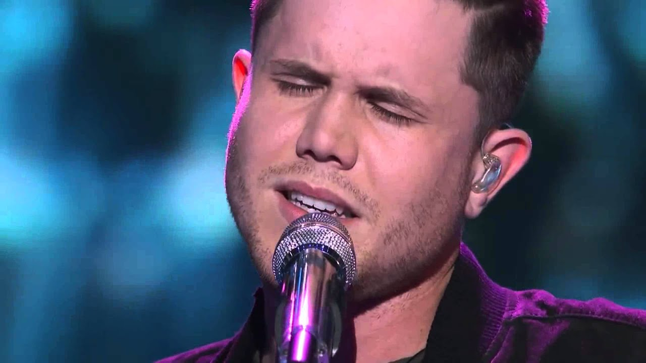 Trent Harmon - Chandelier - American Idol - YouTube