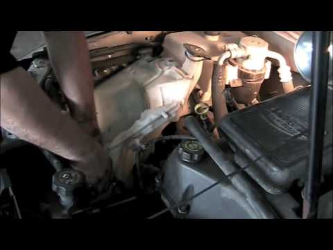 Trailblazer Engine R&R - YouTube