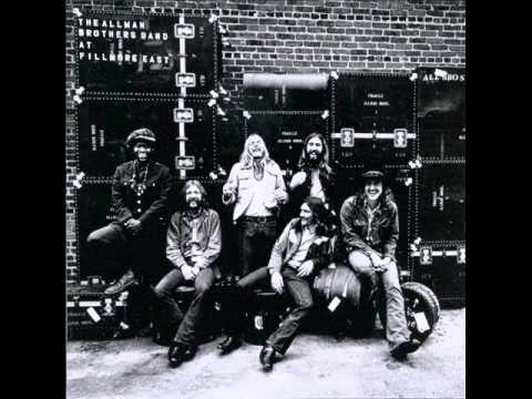 The Allman Brothers Band - Whipping Post ( At Fillmore East, 1971 )