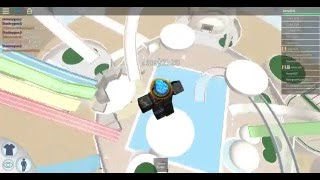 Roblox Part 5 Going down the river when I come! Water Park w/ Nick