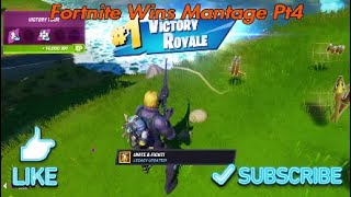 Fortnite Wins Mantage pt4
